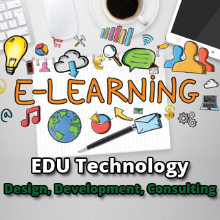 elearning - Design, Development, Consulting