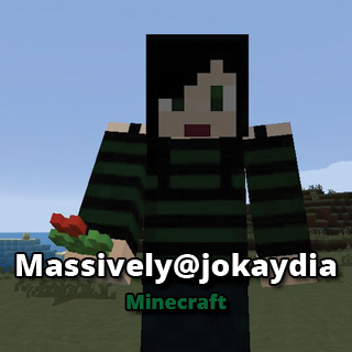 Massively@jokaydia - Minecraft