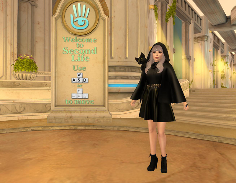 Step 4. Log in to Second Life and Start Exploring!