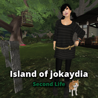 Island of jokaydia - Second Life