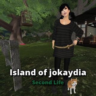 Island of jokaydia - Second Life