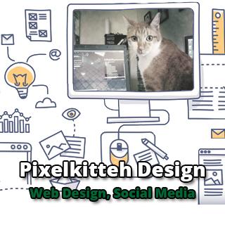 Pixelkitteh Design - Web Design, Social Media